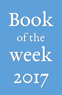 Логотип 'Book of the Week 2017'